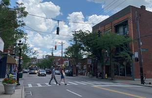 A pilot project meant to calm traffic along Ludlow Avenue goes into effect this Monday, Aug. 19, creating full-time, on-street parking between Cornell Place and Brookline Avenue in the Clifton Business District.
