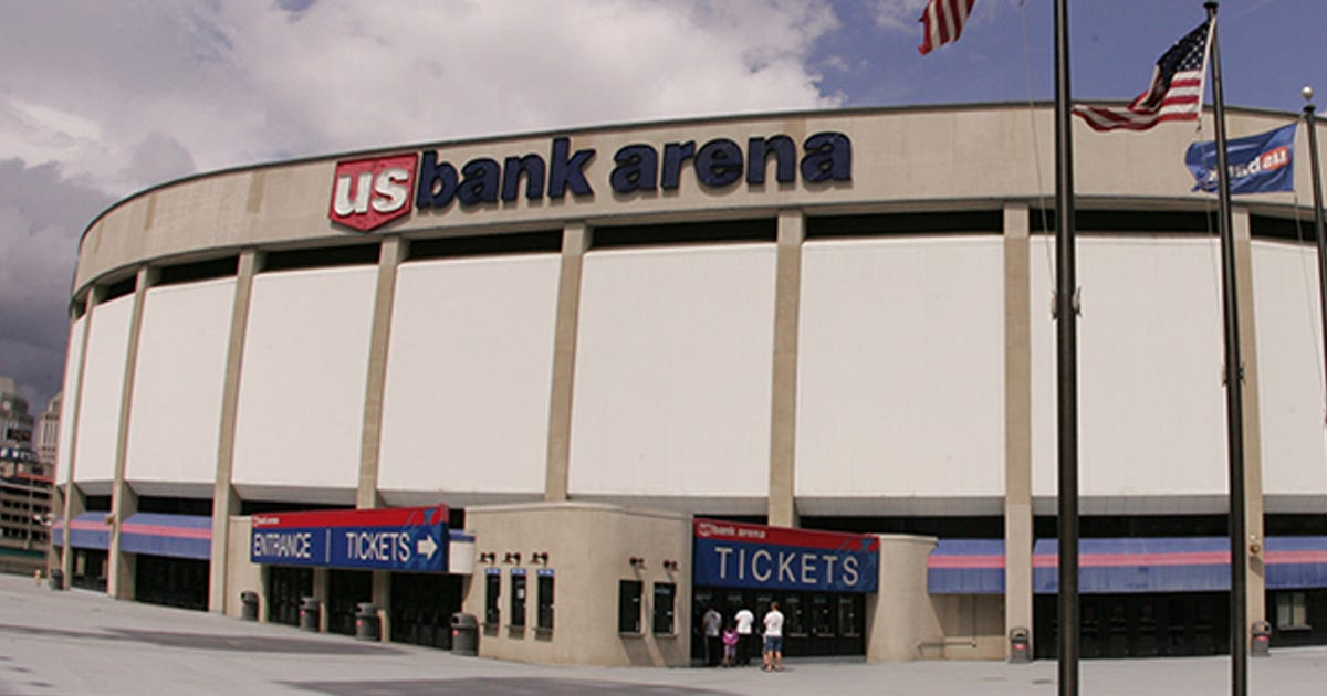 Riverfront Coliseum/U.S. Bank Arena: From Elvis to the Who tragedy