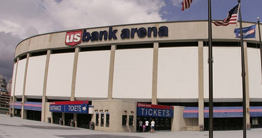 US Bank Arena is changing its name after Minneapolis-based U.S. Bank decided not to renew its naming-rights agreement