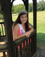 In celebration of National Dairy Month, Hunterdon County has a new Dairy Princess — Rachel Ewing of Franklin Township. Ewing, daughter of Michael and Colleen Ewing, is an incoming senior at North Hunterdon High School has been active in the KickButt Kids 4-H Club, and raises dairy goats.