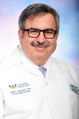 Dr. Philip A. Philip, who leads gastrointestinal and neuroendocrine oncology at the Barbara Ann Karmanos Cancer Institute in Detroit.