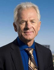 Peter Navarro, Assistant to the President and Director of the Office of Trade and Manufacturing Policy