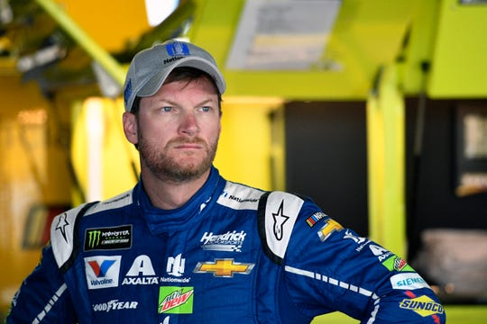 NASCAR television analyst and former driver Dale Earnhardt Jr. was taken to a hospital Thursday after his plane crashed in east Tennessee.