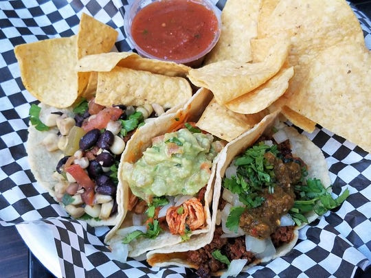 The Taquiera Company has reopened in Eastland Mall with build-your-own Mexican and Tex-Mex plates.