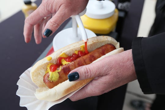 If you have to choose just one bratwurst topping, what would it be?