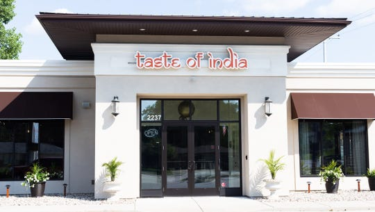 Taste of India's new location as of August 2019 on Oneida Street. Photograph by Abby Van Ess Photography.