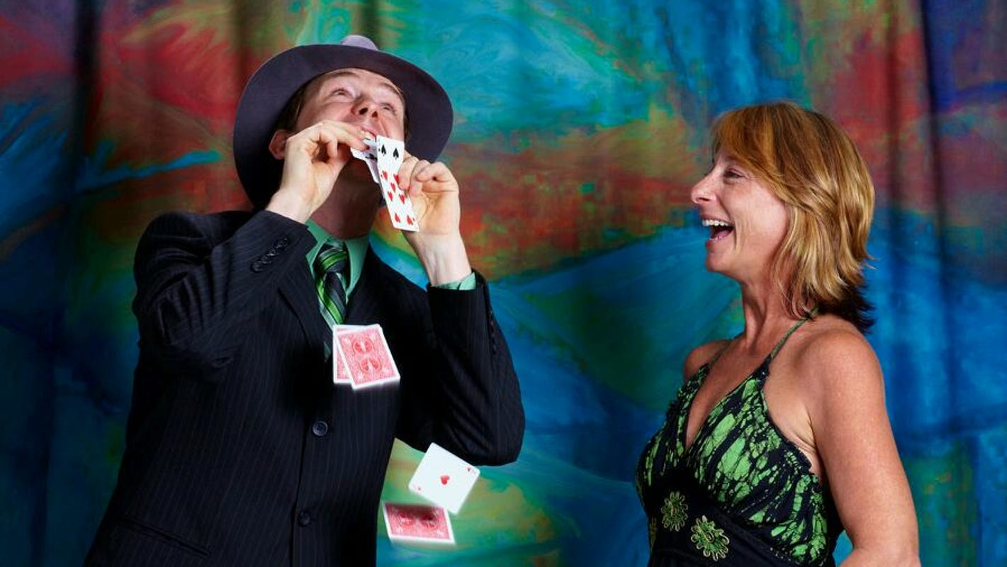 These local and national magic acts at IndyFringe will blow your mind