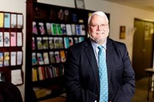 Ben Harrington is the CEO of Mental Health Association of East Tennessee where he has held the position from 1994.