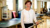Lucy Gregory on falling in love with physical therapy