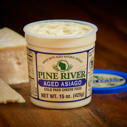 Pine River Pre-Pack's Aged Asiago