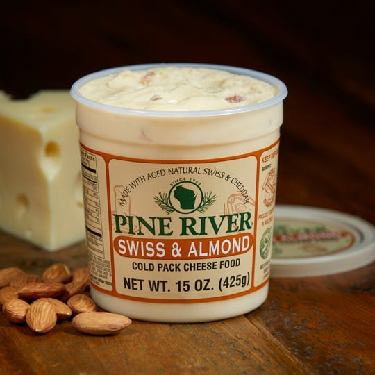 Pine River Pre-Pack's Swiss & Almond