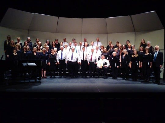 Capitol Civic Centre Community Chorale