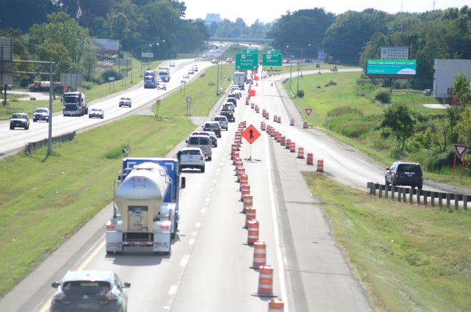 Portions of U.S. 30 will be reduced to a single lane due to a resurfacing project that is expected to last until August 2020.