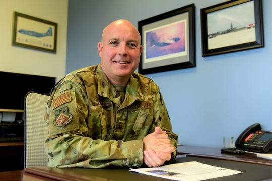 Col. Todd K. Thomas is the new commander of the 179th Airlift Wing.