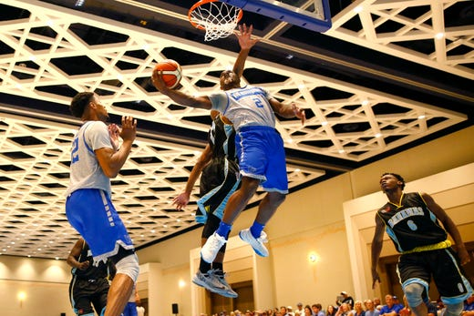 Memphis basketball: 'It's all coming together' for freshman D.J. Jeffries in Bahamas