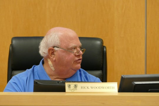"""There has been a lot of issues about what are the facts,"" said chairperson Douglas R. Woodworth after the Waterways Advisory Committee meeting on Aug. 15, 2019."