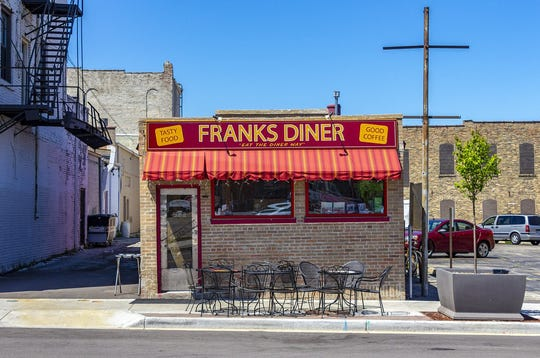 Franks Diner has been a Kenosha institution for breakfast and lunch since 1926.