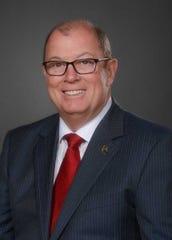 Pulaski County Judge Barry Hyde