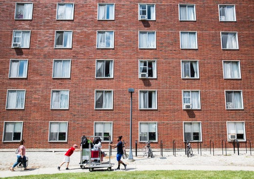 Ball State University seeks to hold onto largest freshman class in history