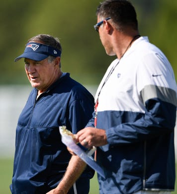 Visit to Nashville more than just business for Patriots coach Bill Belichick