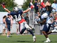 5 observations: Titans, Patriots scuffle; Christion Abercrombie meets Tom Brady