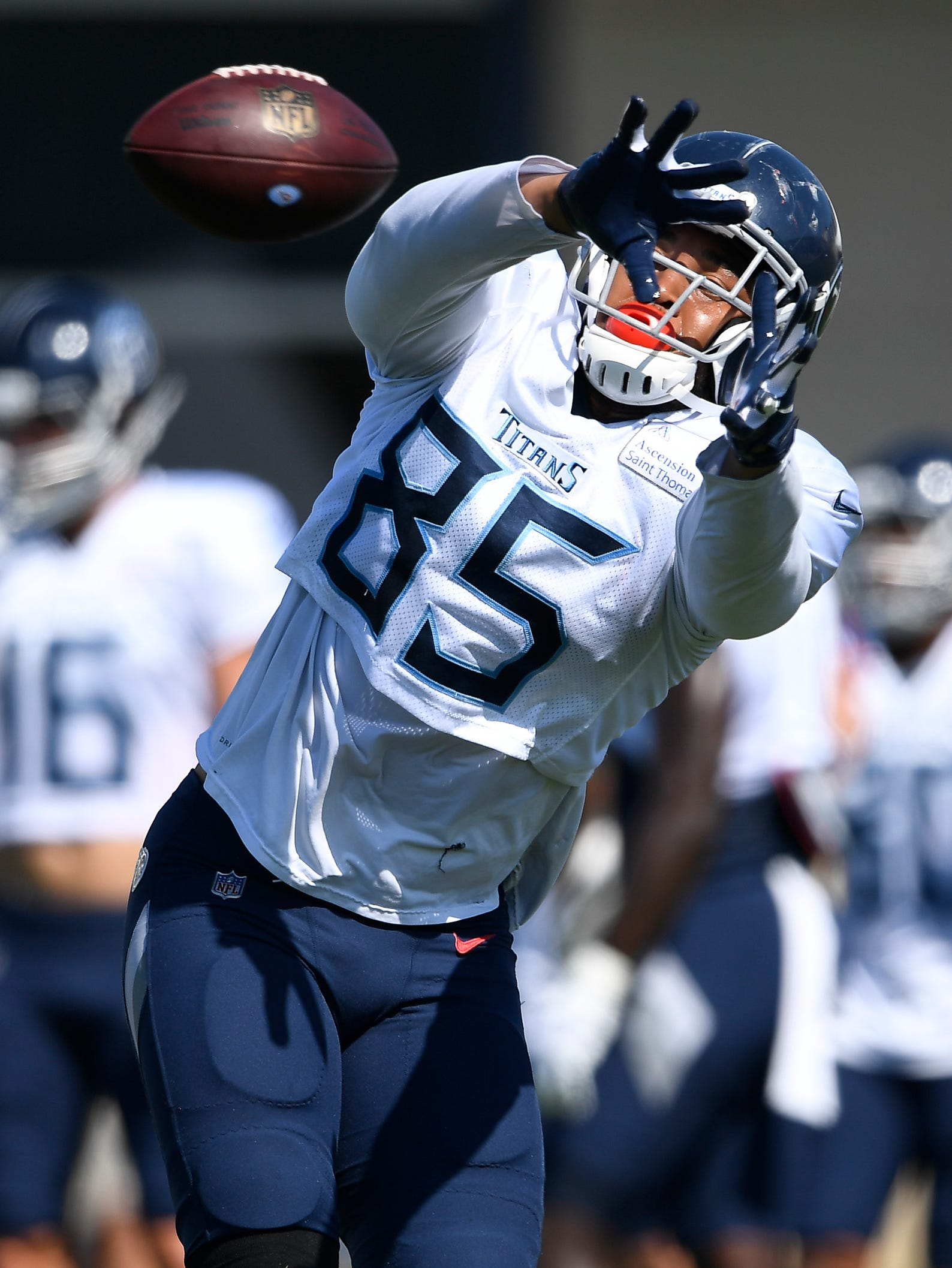 quality design 42e81 2233b MyCole Pruitt through two years with the Tennessee Titans.