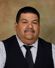 Isaiah Vivanco, Soboba Band of Luiseño Indians tribal vice chairman