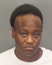 Desert Hot Springs police arrested 43-year-old Tanisha Griffin on suspicion of assault with a deadly weapon. She's being held on $50,000 bail.