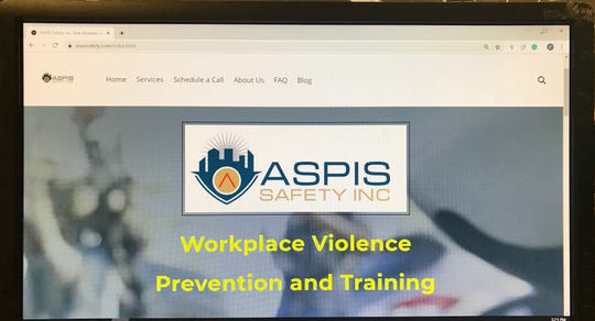 Cathedral City Police Chief Travis Walker registered Aspis Safety Inc. with the California Secretary of State on July 24, 2019.