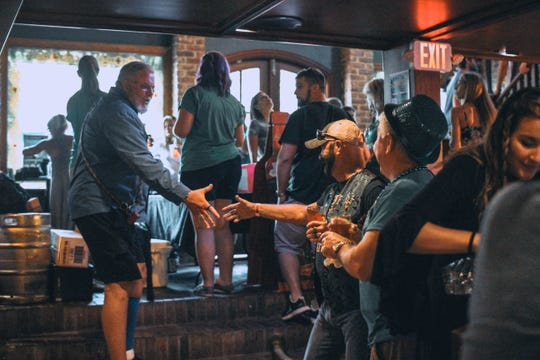 The 5th annual O'Riley's Bartender Championship takes place at 2:30 p.m. on Sunday, Aug. 25 at the Irish Pub's address of 321 S. Palafox St. in downtown Pensacola.