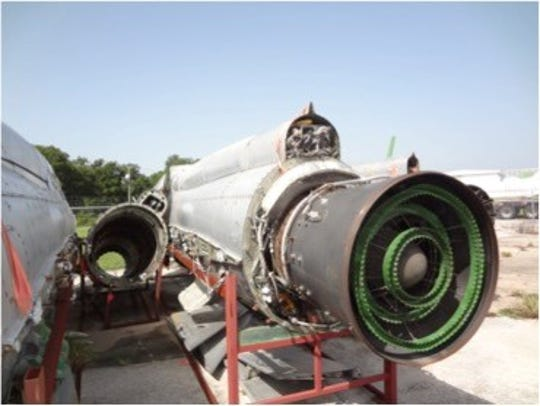 A MiG-21 supersonic fighter jet is being donated to the National Naval Aviation Museum later this month.