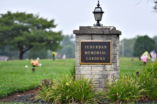 Suburban Memorial Gardens, now owned by Richard L. Miller II, of York City, in Conewago Township, Thursday, Aug. 15, 2019. Dawn J. Sagert photo