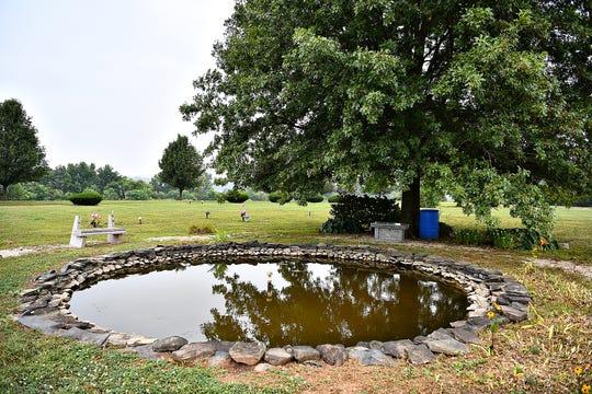 Suburban Memorial Gardens in Conewago Township, Thursday, Aug. 15, 2019. Dawn J. Sagert photo