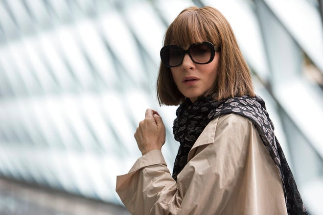 """Cate Blanchett stars in """"Where'd You Go, Bernadette."""" The movie is playing at Regal West Manchester and R/C Hanover Movies."""
