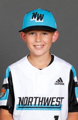 Riley Wilson,  Sprague Little League All-Stars