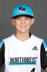 Cameron Van Kempen,  Sprague Little League All-Stars