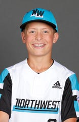 Sullivan Puckett,  Sprague Little League All-Stars