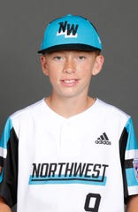Jacob Hoda,  Sprague Little League All-Stars