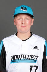 Aedan Saele,  Sprague Little League All-Stars