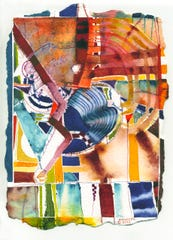 """Custom Made Imperatives: Watercolors by Carol Hausser"" opens Aug. 24 and runs through Dec. 1."