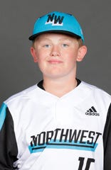 Spencer Shortis,  Sprague Little League All-Stars