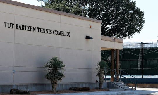 The Tut Bartzen Tennis Complex pays tribute to the late, great legendary player and coach who passed away on July 10, 2019 at the age of 91.