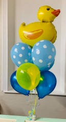 Corduroy & Pixie Dust now offers balloon bouquets to enhance toy and clothing purchases.