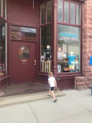 The doors at Corduroy & Pixie Dust in Dell Rapids will remain open. The store recently closed its Sioux Falls location.