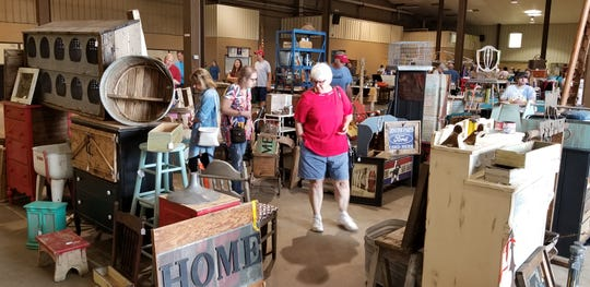 The Hillbilly's Junker Jamboree is an annual event, held this year at the W.H. Lyons Fairground in Sioux Falls, Aug. 17 from 9 a.m. to 5 p.m.