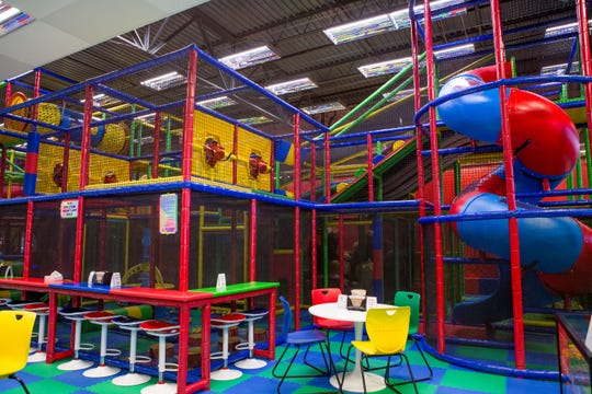 Luv 2 Play, an indoor family play center, will fill the long-vacant InShape building at Sequoia Mall in early 2020.