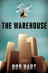 """""""The Warehouse,"""" by Rob Hart."""