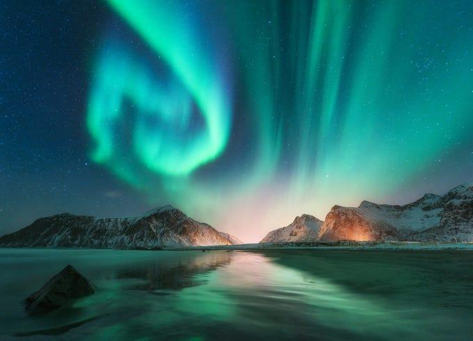 Northern Lights 15 Best Spots In Alaska Canada Iceland