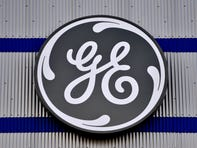 "(FILES) In this file photo taken on November 21, 2016 the logo of US company General Electric is seen at a factory of the group in Montoir-de-Bretagne, western France. - General Electric shares plunged on August 15, 2019 after an accounting expert accused the company of fraud, an allegation the industrial giant strongly denied.Harry Markopolos, who warned securities regulators about the Bernard Madoff investment scheme years before that firm went under, accused GE of ""running a decades long accounting fraud,"" according to information on gefraud.com, a website set up by Markopolos and his associates. (Photo by LOIC VENANCE / AFP)LOIC VENANCE/AFP/Getty Images ORG XMIT: - ORIG FILE ID: AFP_1JK23H"
