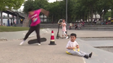 Skateboarding will make its Olympic debut in Tokyo next year, but many in the growing scene in China's mega-city of Shanghai complain that they have few places to go and are looked down upon as trouble-makers.